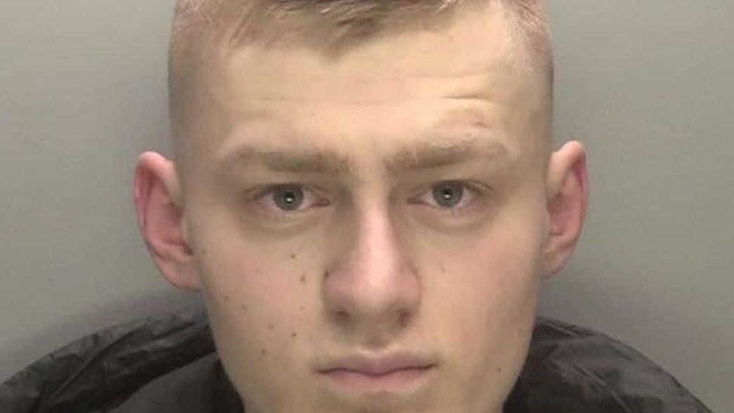 התוקף טיילור נייט (צילום: West Midlands Police)