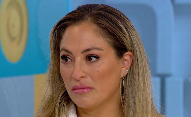 ליהיא גרינר פורצת בבכי ומבקשת סליחה (צילום: פאולה וליאון, קשת 12)