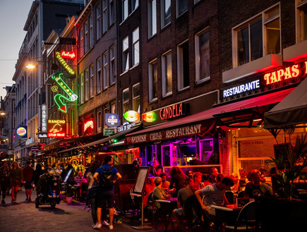 אמסטרדם (צילום: Ververidis Vasilis, shutterstock)