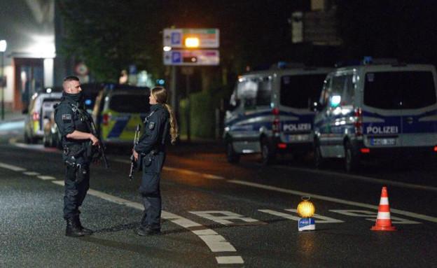המשטרה בגרמניה מנעה פיגוע בבית כנסת ביום כיפור (צילום: cnn)