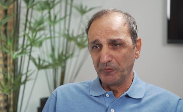 שמואל פלג, סבא של איתן בירן  (צילום: החדשות 12)