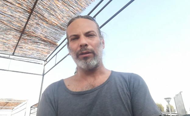 אור נירקו, דודו של איתן (צילום: החדשות 12)