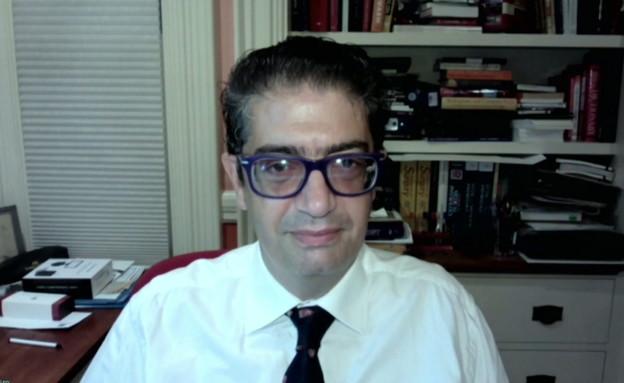 דר' עופר לוי (צילום: N12)