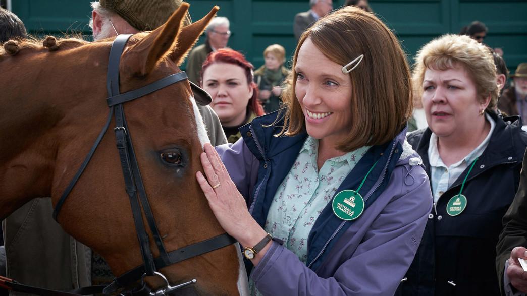 """טוני קולט, """"סוס מנצח"""" (צילום: באדיבות בתי קולנוע לב, יחסי ציבור)"""