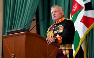 עבדאללה, מלך ירדן (צילום: ap)