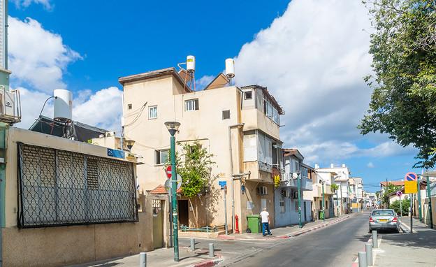 התקווה תל אביב (צילום: RnDmS  Shutterstock.com)