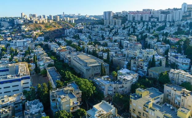 חיפה הדר (צילום: RnDmS  Shutterstock.com)