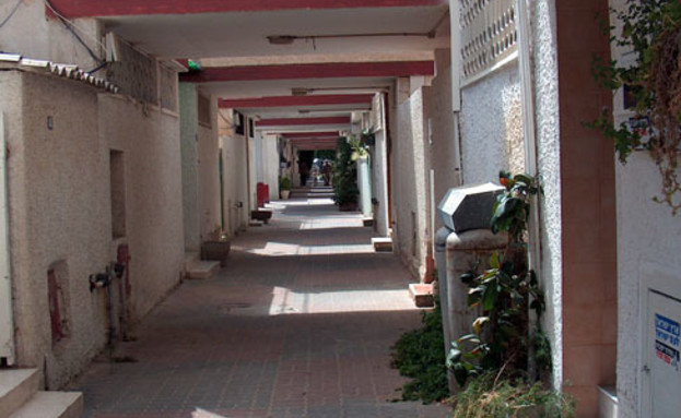 באר שבע שכונה ו' (צילום: ויקיפדיה - צלם מיכאלי)