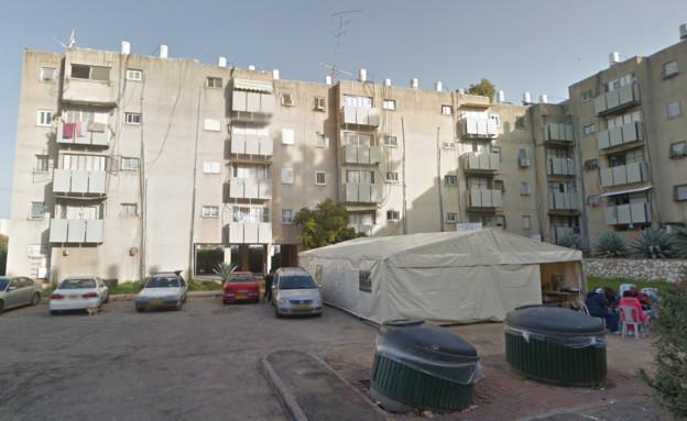 שכונת אושיות רחובות (צילום: תמונה של מדלן)