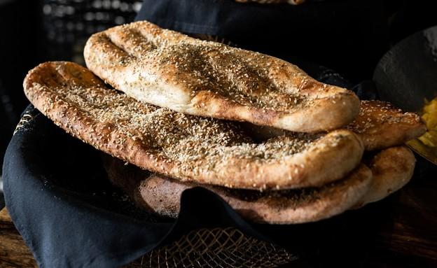 לחם ברברי (צילום: אוהד קב, יחסי ציבור)
