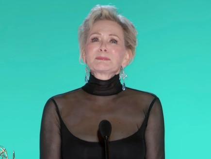 ג'ין סמארט, אמי 2021 (צילום: מתוך טקס האמי®, באדיבות Television Academy ו-yes)