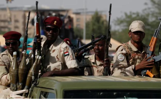 Intento de golpe militar en Sudán (Foto: Medios en Sudán)
