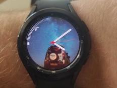 galaxy watch 4 (צילום: יונתן אפולט)