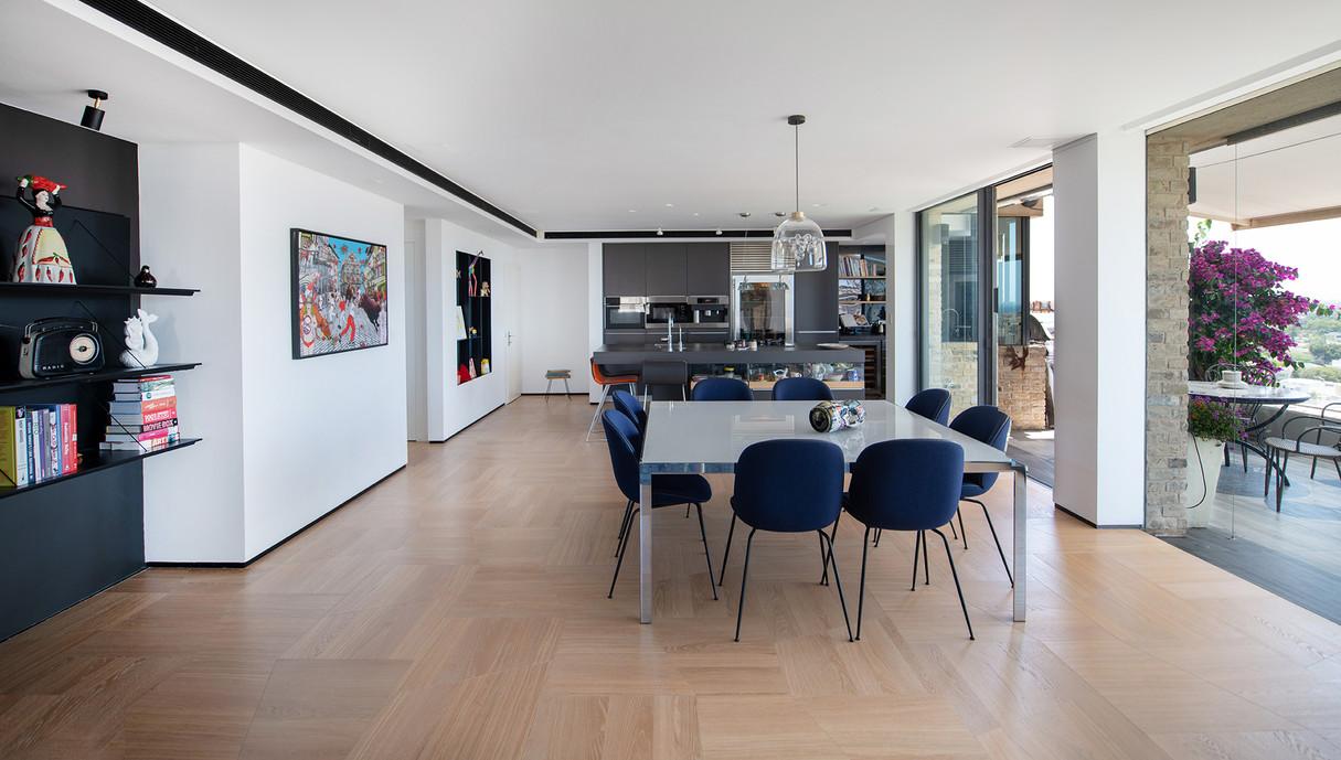 הבית של עינת שרוף, זנדבנק-ברקאי אדריכלים - 3