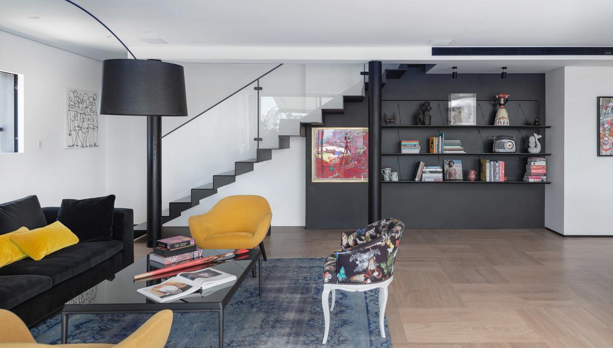 הבית של עינת שרוף, זנדבנק-ברקאי אדריכלים - 2