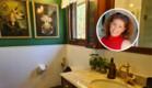 מייקאובר קטי נחשון  (צילום: קטי: מיה אפיס דבוירי, חדר רחצה: קטי נחשון)