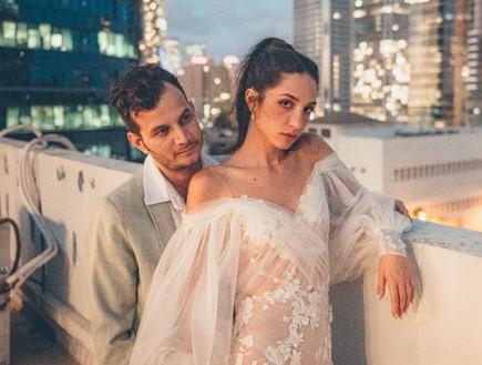החתונה של מושונוב (צילום: Pashamatz/saga_visuals)