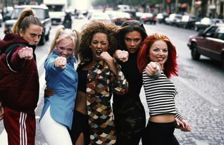 ספייס גירלז, 1996 (צילום: Tim Roney/Getty Images)
