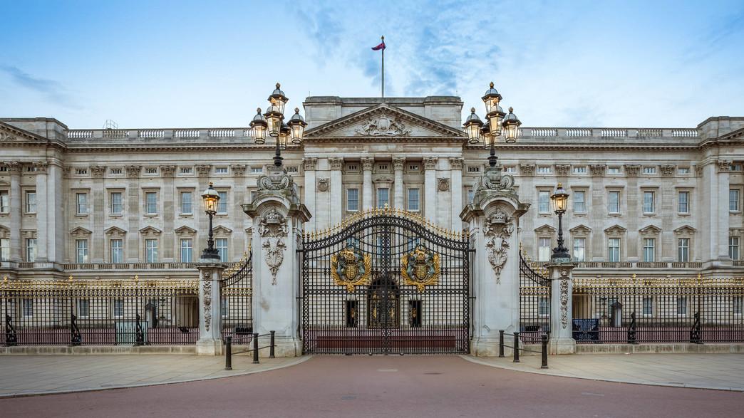 ארמון בקינגהאם (צילום: HVRIS, Shutterstock)