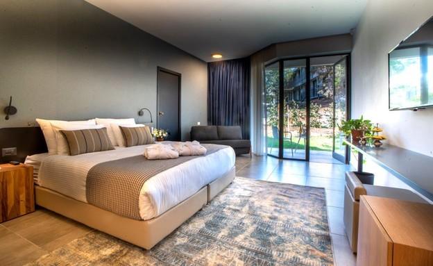 מלון גלעדי חדר דלקס נובל (צילום: סטודיו גולן)