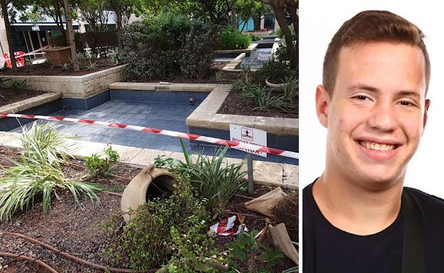 איתמר פוקס שהתחשל למוות בבריכה בתל אביב (צילום: באדיבות המשפחה)
