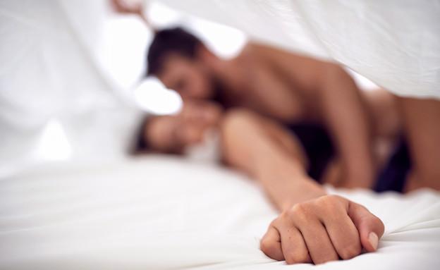 יחסי מין, גבר ואישה (צילום: shutterstock)