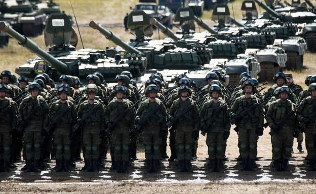 שיתוף הפעולה הצבאי (צילום: MLADEN ANTONOV/AFP, GettyImages)