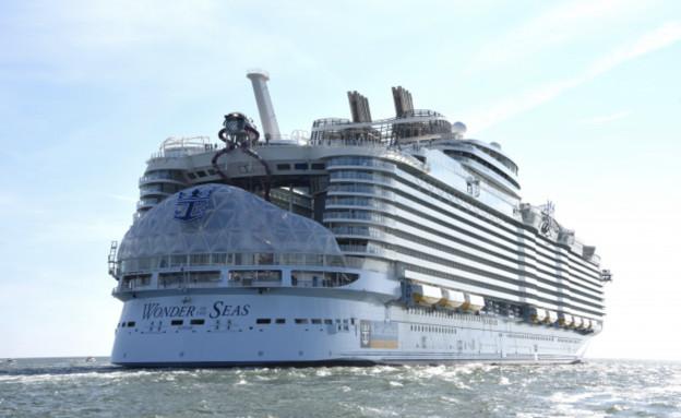Wonder of the Seas (הדמיה: רויאל קריביאן)