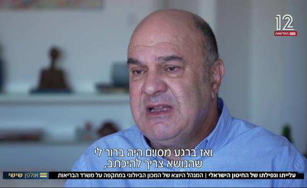 עלייתו ונפילתו של החיסון הישראלי