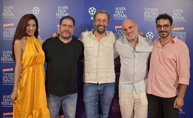 """""""ויהי בוקר"""" בפסטיבל הסרטים הבינלאומי ה-37 בחיפה (צילום: זיו עמר)"""