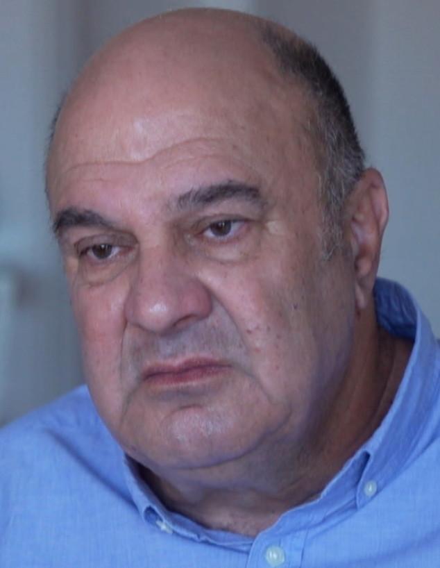 פרופ' שמואל שפירא, לשעבר מנהל המכון למחקר ביולוגי (צילום: חדשות 12)