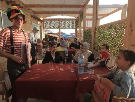 מסעדת המלדיביים בעזה (צילום: מתוך עמוד הפייסבוק של המסעדה)