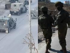 פעולת כוחות הביטחון בגזרת ג
