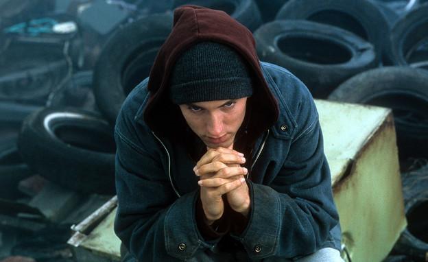 אמינם ב-8 מייל (צילום: Photo by Universal/Getty Images)