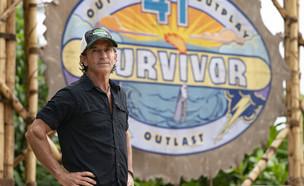 """הישרדות ארה""""ב 41, ג'ף פרובסט (צילום: CBS באדיבות yes, יחסי ציבור)"""