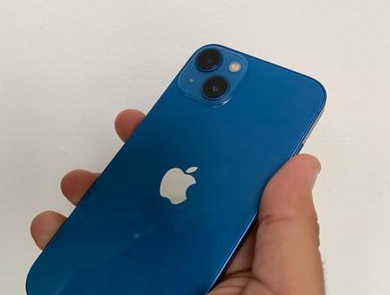 אייפון 13 (צילום: אור אליעז)