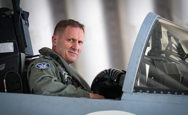 האלוף תומר בר, מפקד חיל האוויר הבא (צילום: חיל האוויר)