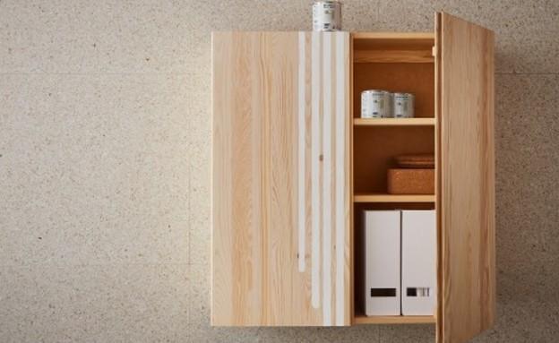 מייקאובר רהיטים, ארון איקאה  (צילום: איקאה)