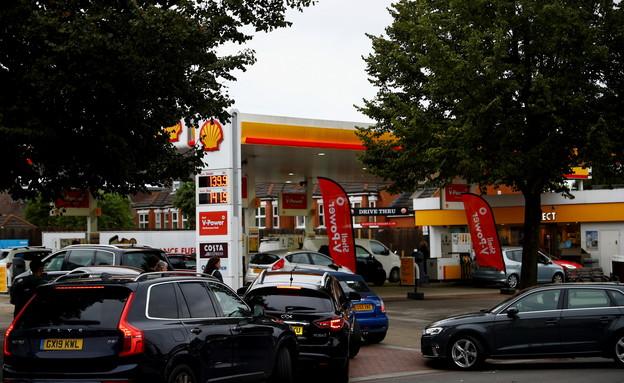 משבר הדלק בבריטניה (צילום: רויטרס)