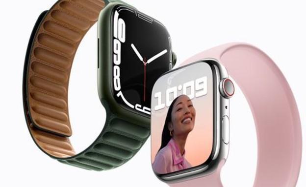 אפל ווטש 7 (צילום: apple)