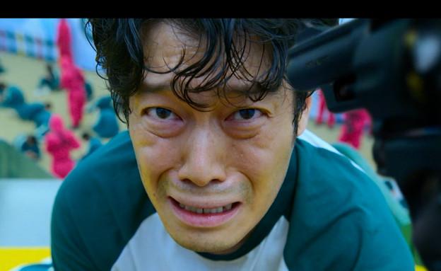 """איך קרה שסדרה קוריאנית השתלטה על העולם? (צילום: מתוך """"משחק הדיונון"""", קשת 12)"""