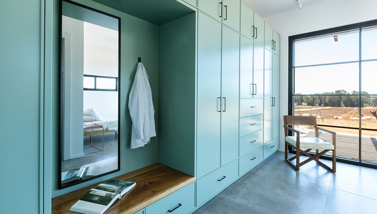 בית בשרון, עיצוב רון שנקין ואורלי מור, צילום הגר דופלט (4)