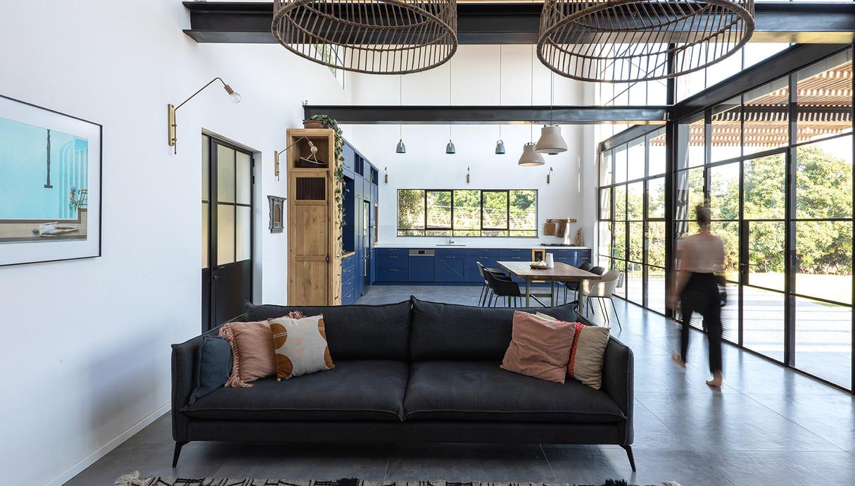 בית בשרון, עיצוב רון שנקין ואורלי מור, צילום הגר דופלט (19)