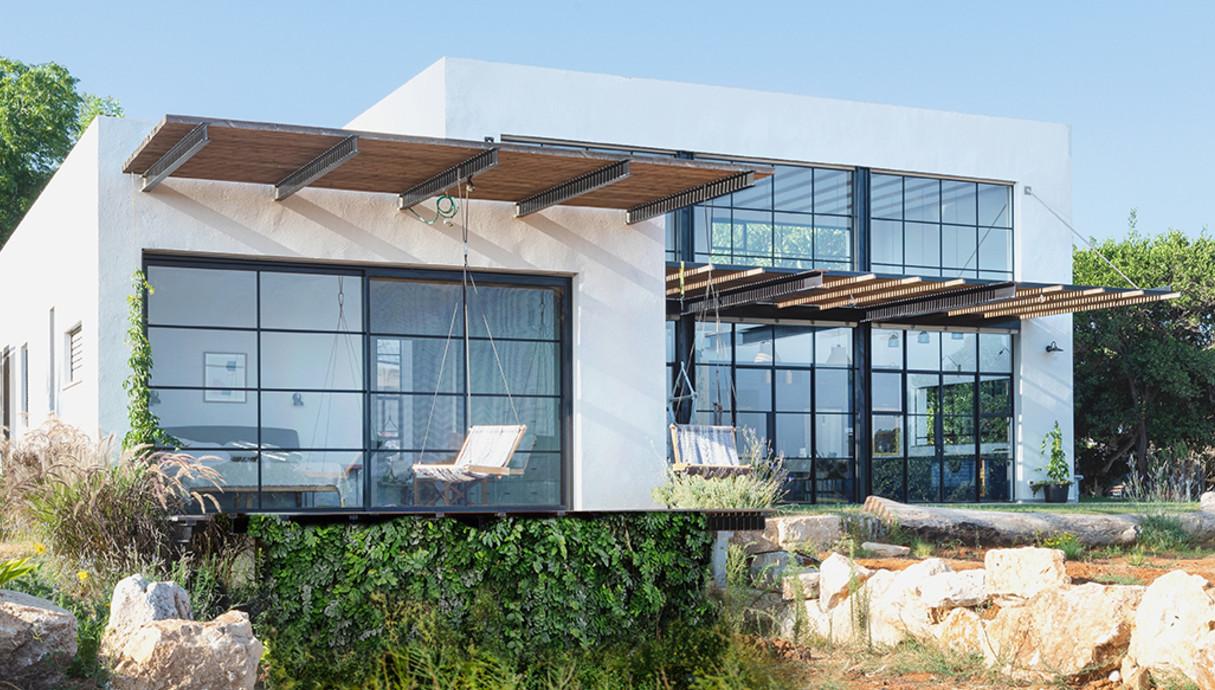 בית בשרון, עיצוב רון שנקין ואורלי מור, צילום הגר דופלט (20)