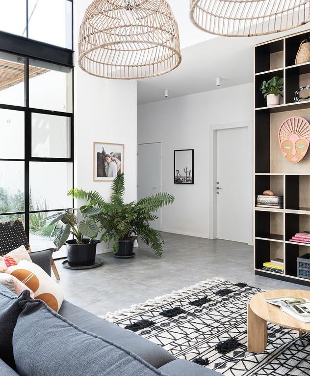 בית בשרון, עיצוב רון שנקין ואורלי מור, ג, צילום הגר דופלט (11)