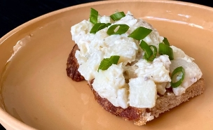 סלט תפוחי אדמה קליל (צילום: רותם ליברזון, אוכל טוב)