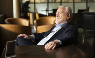 """בריאן קוקס, """"יורשים"""" (צילום: David M. Russell/HBO באדיבות yes ,HOT וסלקום tv, יחסי ציבור)"""