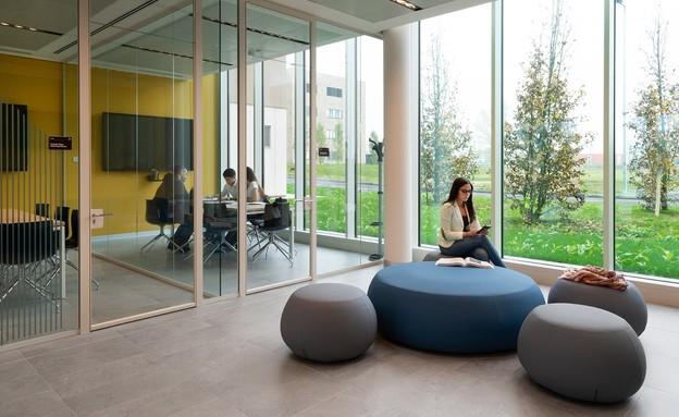 עיצוב מעונות, אוניברסיטת הומניטאס, 7 (צילום: צילום אוניברסיטת Humanitas מילאנו )