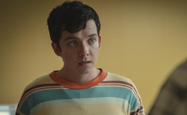 """מתוך """"חינוך מיני"""" (צילום: Sam Taylor, יח""""צ באדיבות Netflix)"""