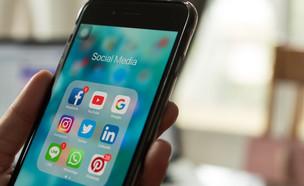 וואטסאפ, פייסבוק, אינסטגרם, רשתות חברתיות (צילום: Vasin Lee, shutterstock)
